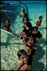 THE PHILIPPINES (BoazImages) Tags: ocean life blue girls friends sea hot green boys beautiful smile weather topv111 dark naked children fun happy boat asia pretty skin philippines joy tan exotic tropical cebu tropic whitesand deepblue the childrenoftheworld thephotooftheweek mywinners