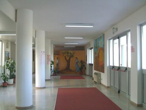 Atrio dell'Istituto