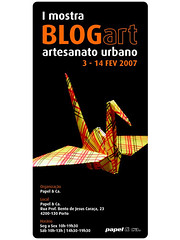 I Mostra Blogart - artesanato urbano