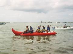 バリ島・バナナボート