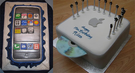 Gadget Birthday Cakes
