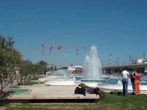 أهيم بتونس الخضراء والاكثر من جميله