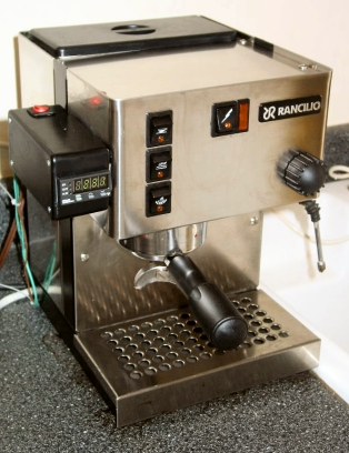 how to add precise temperature control to an espresso machine wwwSteam Control Using Single Setpoint Pid On The Rancilio Silvia #6