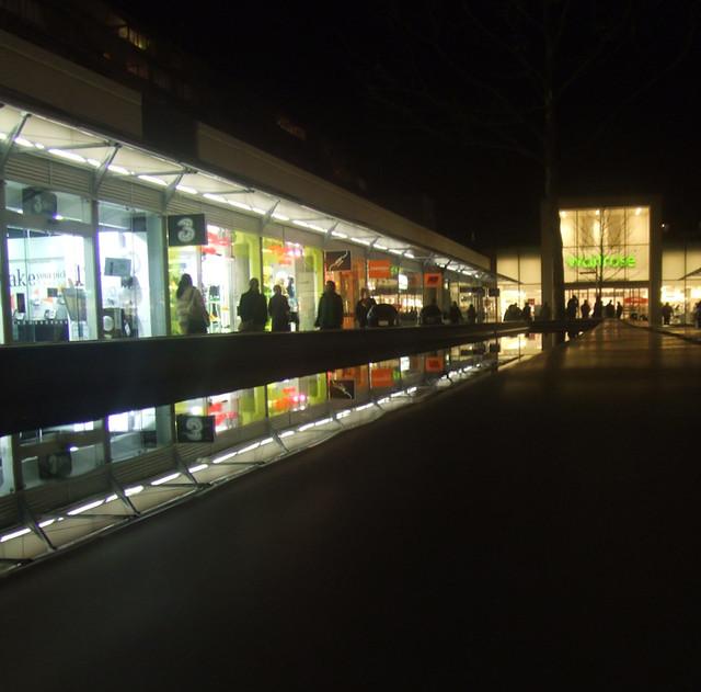 Brunswick Centre, London England