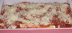 The Baked Manicotti