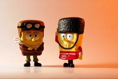 spongebob @ sunset (nadi0) Tags: lighting nikond50 spongebob softbox homestudio strobes strobist diylighting offcameralighting