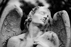 Angel in ecstasy (ubiquity_zh) Tags: sculpture angel ecstasy