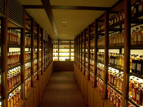 Whiskey library