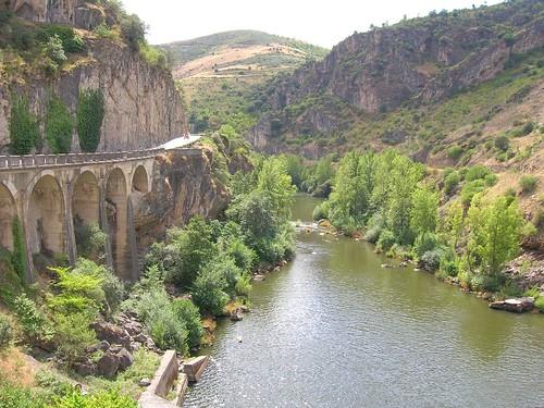 Ruta turística de norte de España