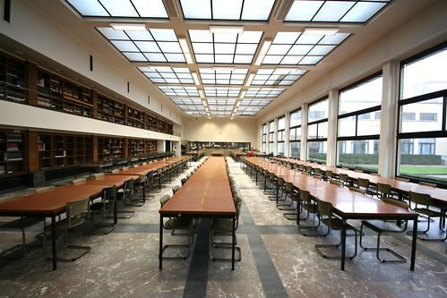 Henry Van de Velde Bibliothek