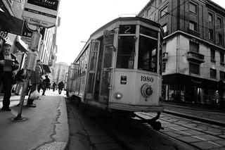 Streets of Milan