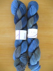 lorna's laces jeans sock yarn