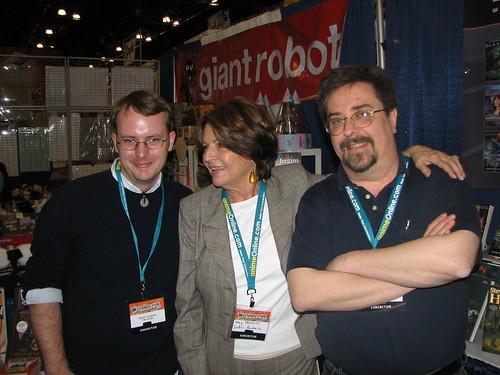 Brian Vaughn, Kay McCauley, & Patrick Nielsen Hayden