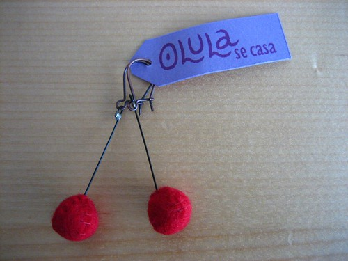 Olula se casa earrings