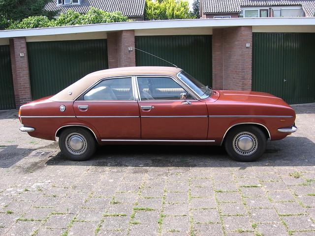Chrysler Simca 1307 GLS (1977)