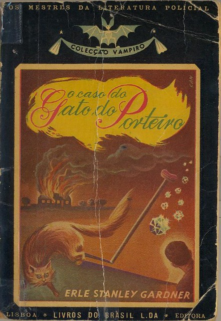Cândido Costa Pinto, Erle Stanley Gardner, The Case of the Caretaker's Cat, 1940s