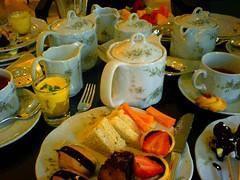 Pouncy High Tea at Goodwood Park Hotel