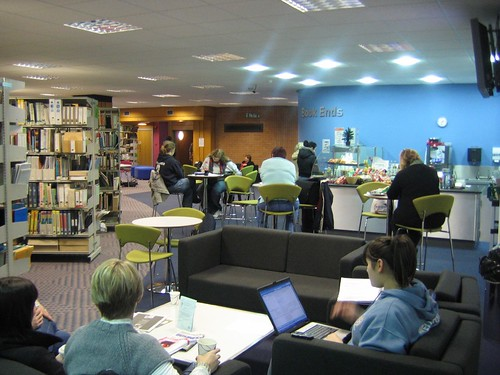 Coffee Shop, Learning Resource Centre, E by jisc_infonet, on Flickr