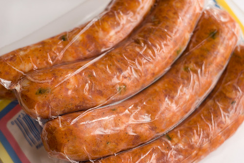 how to cook colombian chorizo