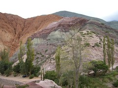 Purmamarca - paisaje