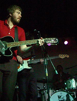 Midlake, Bottom of the Hill, March 4, 2007