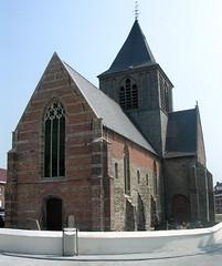 Onze-Lieve-Vrouwekerk, Rozebeke