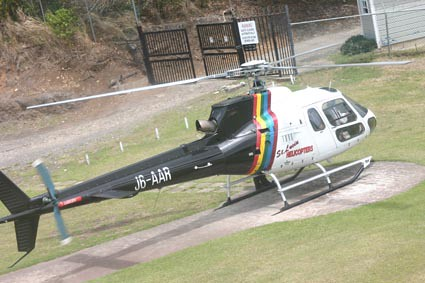 St. Lucia Helicopters