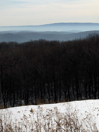 view of Tussey Mountain