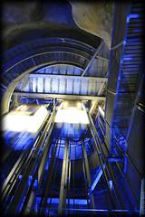 Graz Fortress Elevator (Ian Aberle) Tags: travel festival austria sterreich elevator 2006 graz fortress at flickrchallengegroup flickrchallengewinner