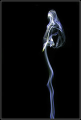 Smoke induced halucination (Lumendipity) Tags: abstract art sdr smoke alien rook creature smokeart instantfave smokephotography lumendipity yesthisissmoke wwwlumendipitycom