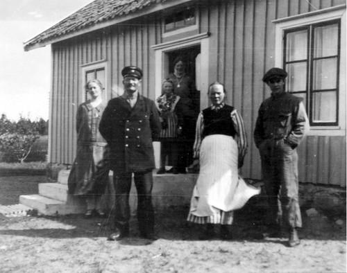 1926 A Blomkvist Prästkvarn