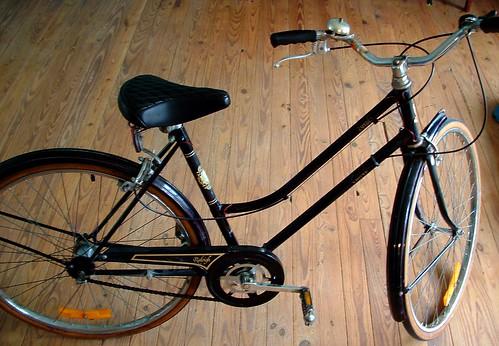i finally found a cheap bike