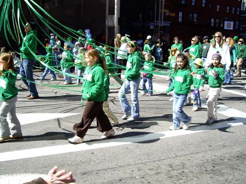 St. Patricks Day Parade Cincinnati, Ohio