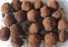 Maia's truffles
