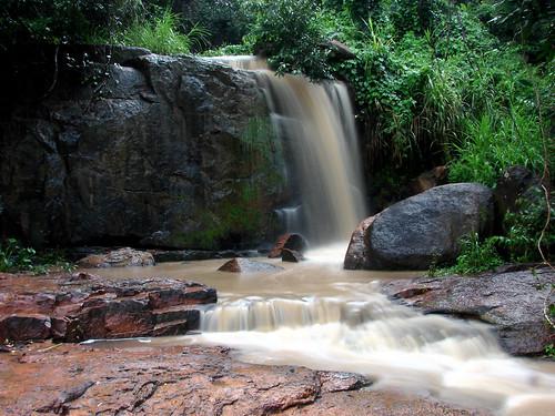 Cachoeira Buraco da Velha por Andre Adeodato / Mendes Jr.