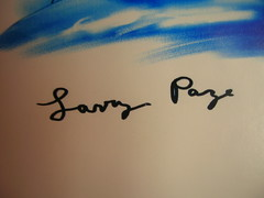 Larry Page's Signature
