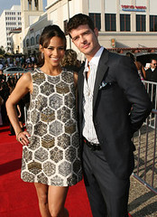 "Husband and Wife, Robin Thicke and Paula Patton in negotioations to collaborate on film, ""This Wednesday"""