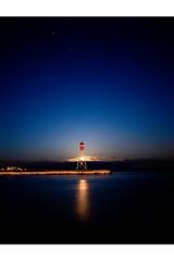 IMGP6355 (Bob West) Tags: longexposure nightphotography winter lighthouse lakeerie greatlakes fullmoon nightshots startrails sigma1020mm erieau bobwest eastlighthouseerieau