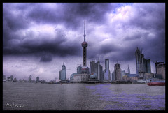Pudong leaks over...
