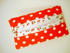tissue holder/ passo6