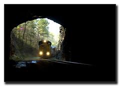 Riding Rails (nailbender) Tags: railroad train bravo tunnel rails csx nailbender magicdonkey anawesomeshot flickrdiamond jdmckinnon