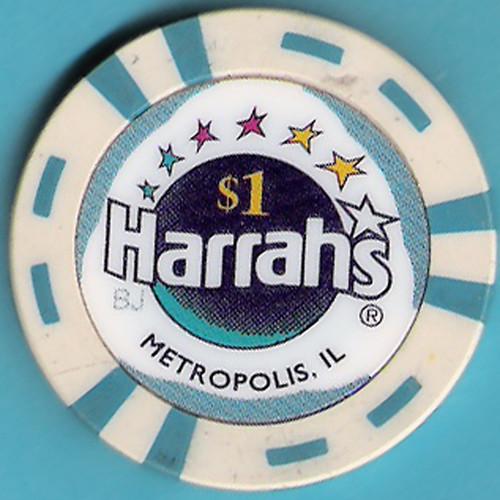 Harrah's metropolis poker