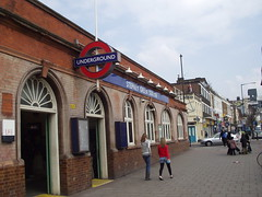 Picture of Stepney Green Station