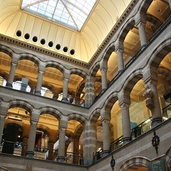 Magna Plaza Interior
