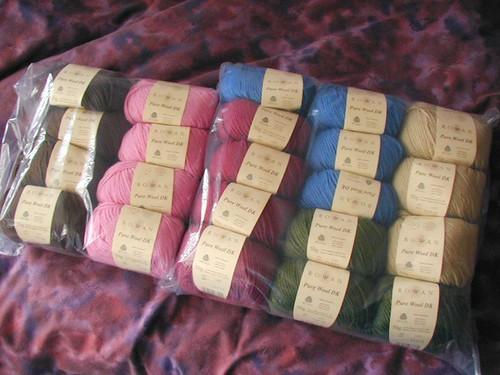 rowan pure wool DK