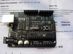 Arduino From sgbotic