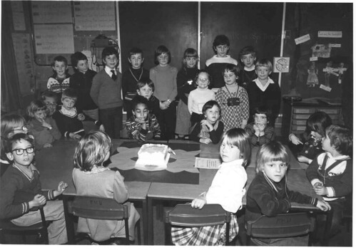 Mildmay Infant & Junior School 1978
