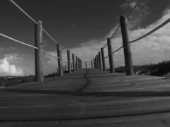 THE BOARDWALK (peke_cheeks) Tags: wood island rope cultra abigfave aplusphoto