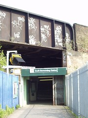 Picture of South Bermondsey Station