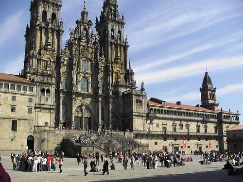 Viernes Santo en Santiago de Compostela